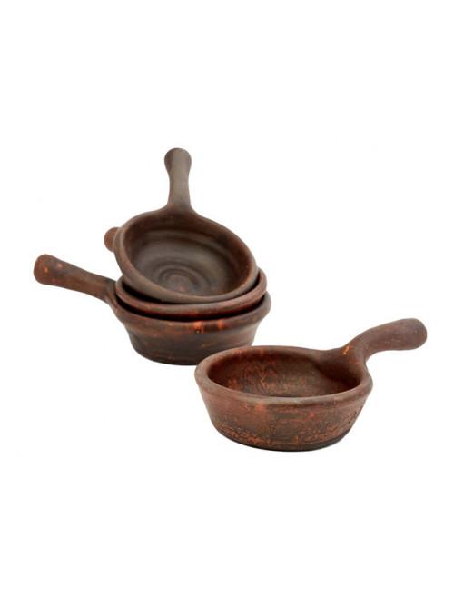 Кокотница керамическая